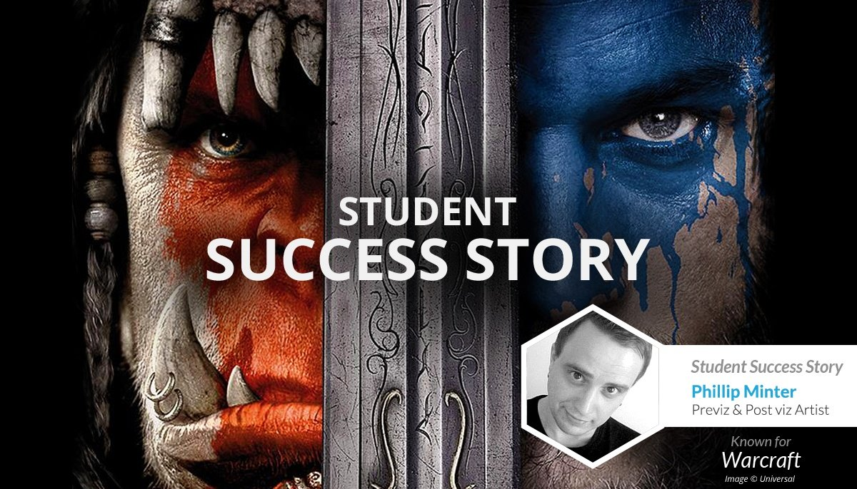 Phil-Minter-Success-Story-Warcraft-Movie