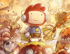 Scribblenauts-Game-Concept-Art-with-Edison-Yan