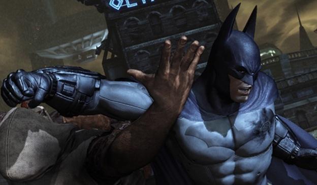 Batman-Arkham-City-3D-Animation-with-Simon-Warwick