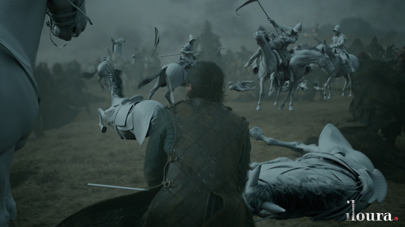 Iloura and the VFX Behind That Game of Thrones Emmy Win