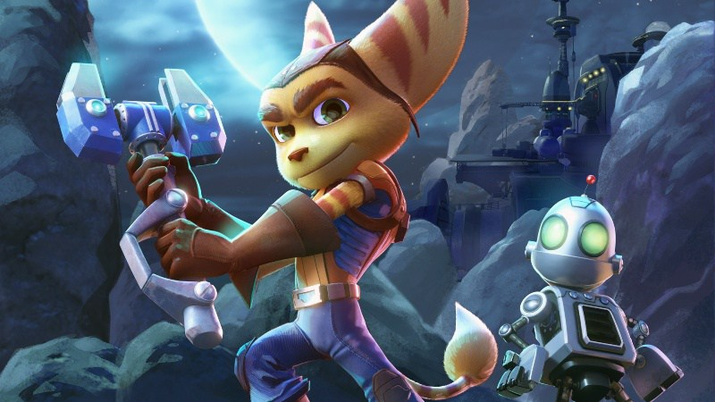 Jake Collinge Talks Ratchet & Clank